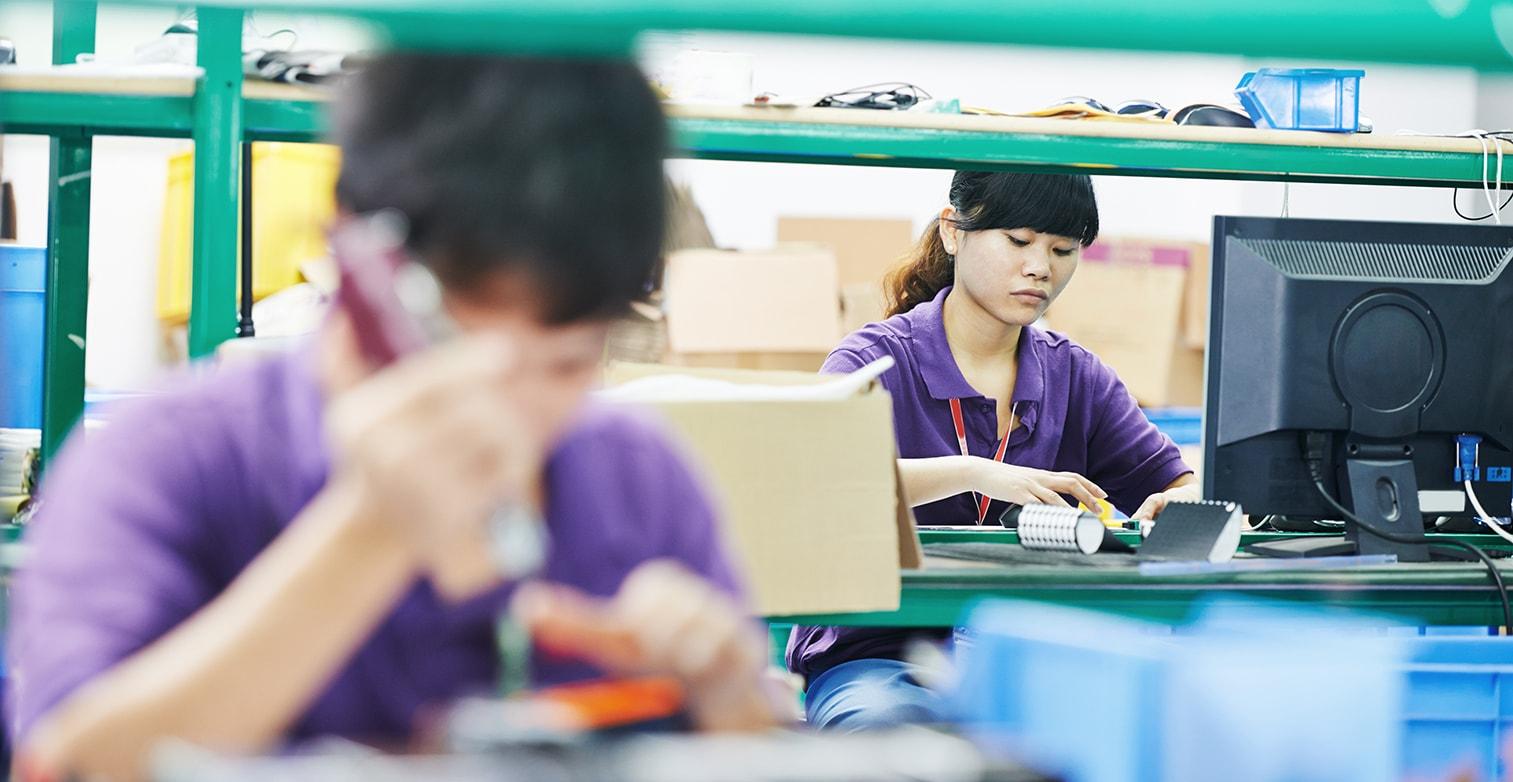Открыть производство в китае